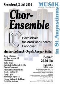 Chor-Ensemble