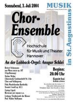 Chor und Orgelkonzert