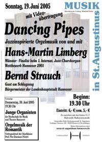 Dancing Pipes