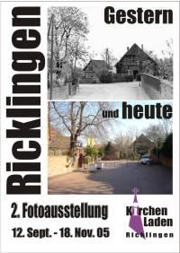 Ricklingen - Gestern und heute II