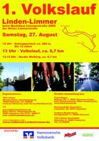 1. Volkslauf Linden-Limmer
