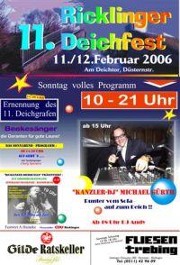 11. Ricklinger Deichfest 2006