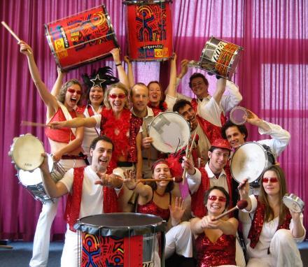 Orquestra Batucada
