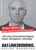 Stefan Müller - Regionspräsidentschaftskandidat