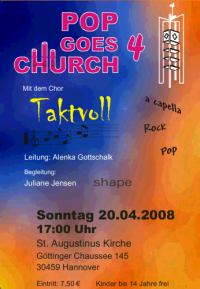 Pop goes church 4
