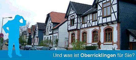 Einladung zur Stadtteilkonferenz Oberricklingen