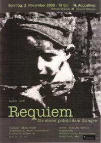 Dietrich Lohff: Requiem f�r einen polnischen Jungen