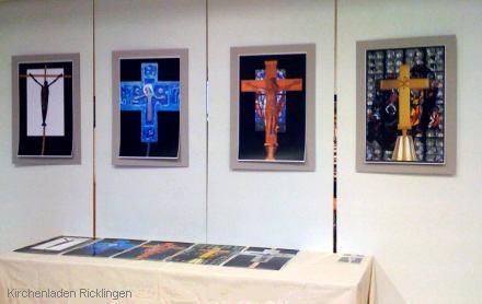 Die fünf Altarkreuze in unserer Kirchenregion