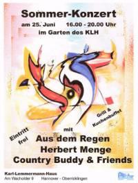 Sommer-Konzert im Karl-Lemmermann-Haus