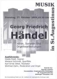 Georg Friedrich H�ndel und die Welfen