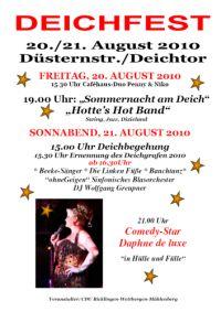 15. Ricklinger Deichfest 2010