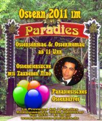 Ostern 2011 im Paradies