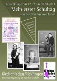 Kirchenladen Ricklingen: Mein erster Schultag