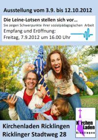 Die Leine-Lotsen im Kirchenladen Ricklingen