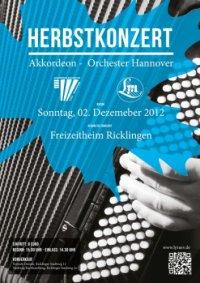 Herbstkonzert der Musikvereinigung Lyra