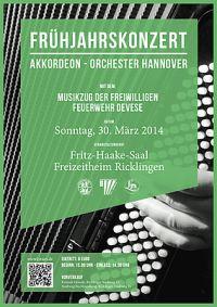 Frühjahrskonzert der Musikvereinigung Lyra