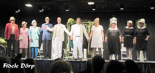Ricklinger Sommerspiele: Mitgetr�umt beim Sommernachtstraum