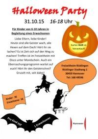 Halloweenparty Wenn Geister feiern