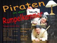 Weihnachtsmärchen: Piraten in der Rumpelkammer