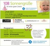 Yoga-Veranstaltung am 21. Januar für den Verein für Krebskranke Kinder