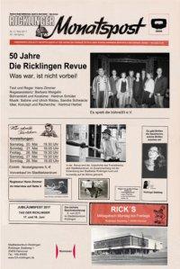 50 Jahre – Die Ricklingen Revue