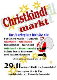 Christkindlmarkt 2003