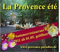 La Provence �t� - Sommergastronomie