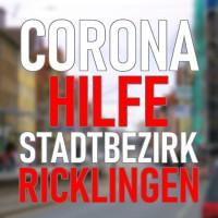 Corona Hilfe im Stadtbezirk Ricklingen - Unser Stadtbezirk hält zusammen