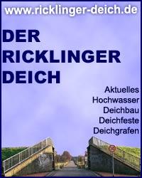 Der Ricklinger Deich